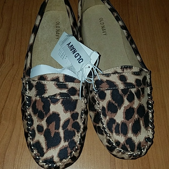 3a906bd8519 Leopard Driving Loafers